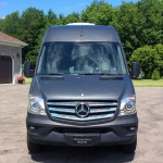 Mercedes Sprinter - Front View