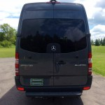 Mercedes Sprinter - rear door