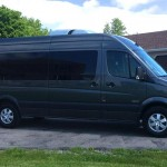 Mercedes Sprinter - Side View