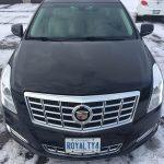 2013 Cadillac XTS - front view